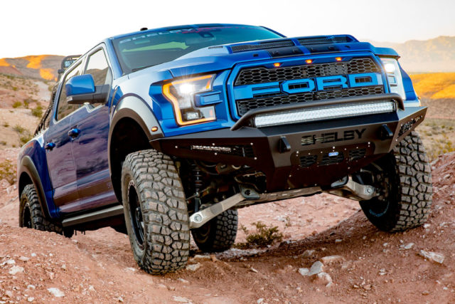 picape Ford F 150 Shelby